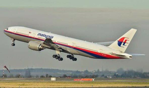Malasiyan flight