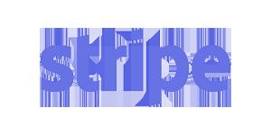 Stripe logo transparent background