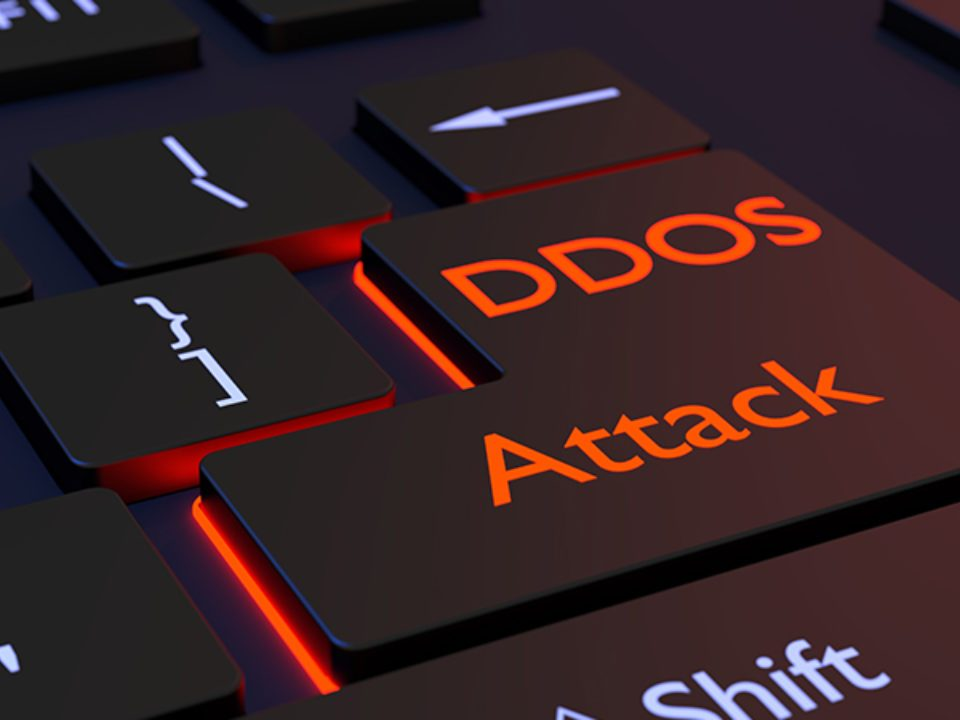 DDoS Attack Blockdos