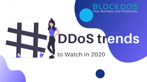 ddos trends 2020