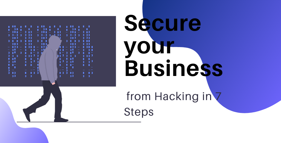 secure your business from hacking