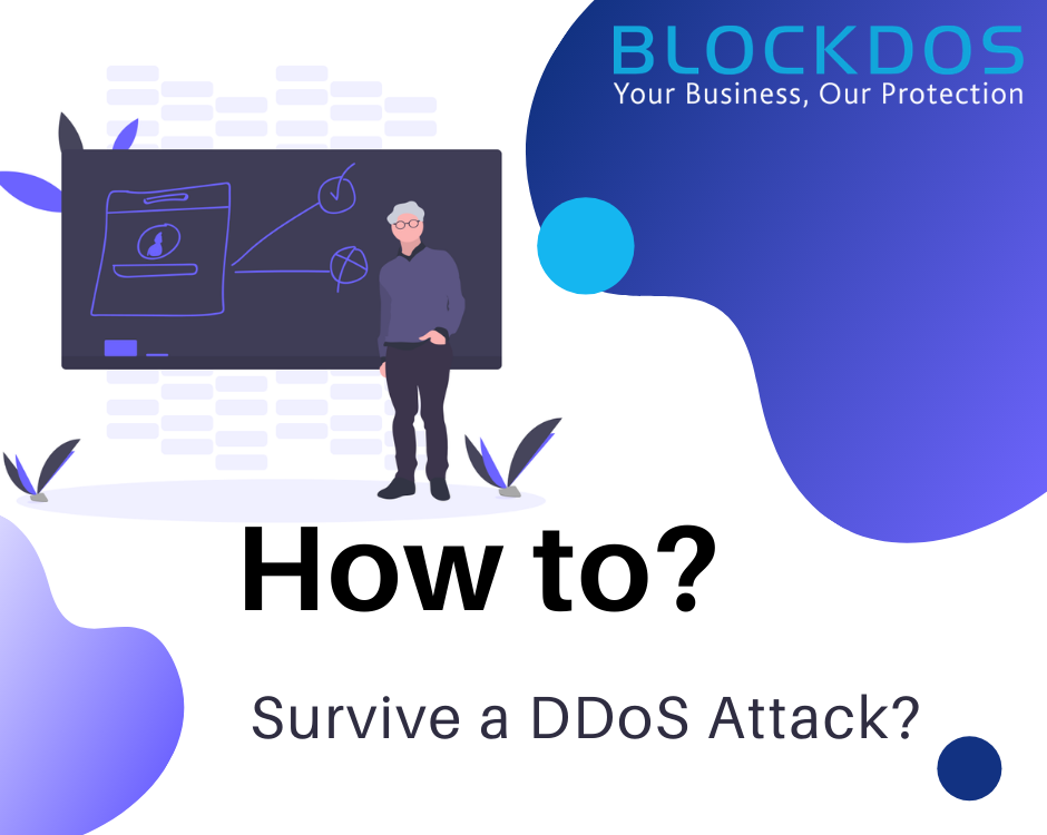 How to Survive a DDoS Attack?
