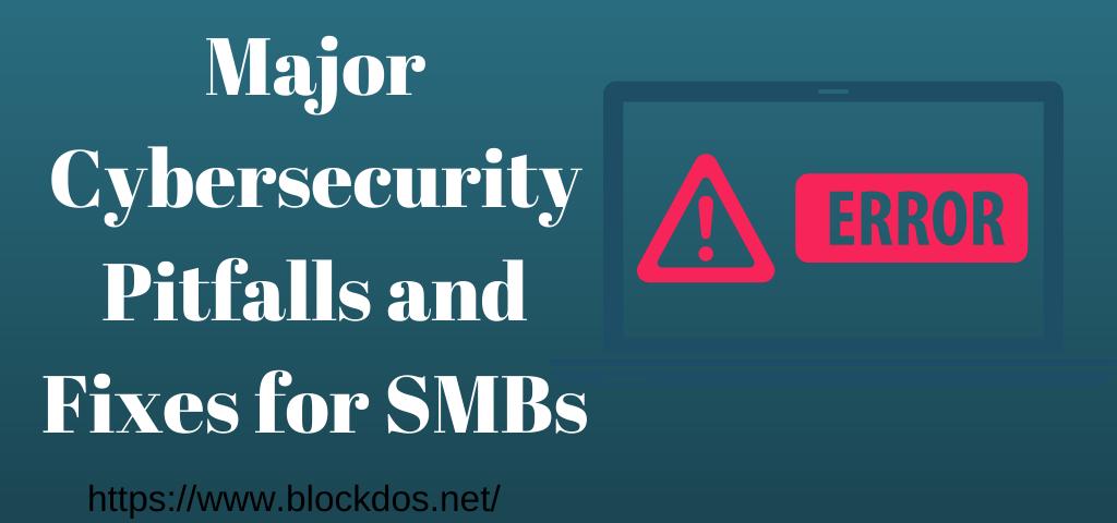cybersecurity pitfalls